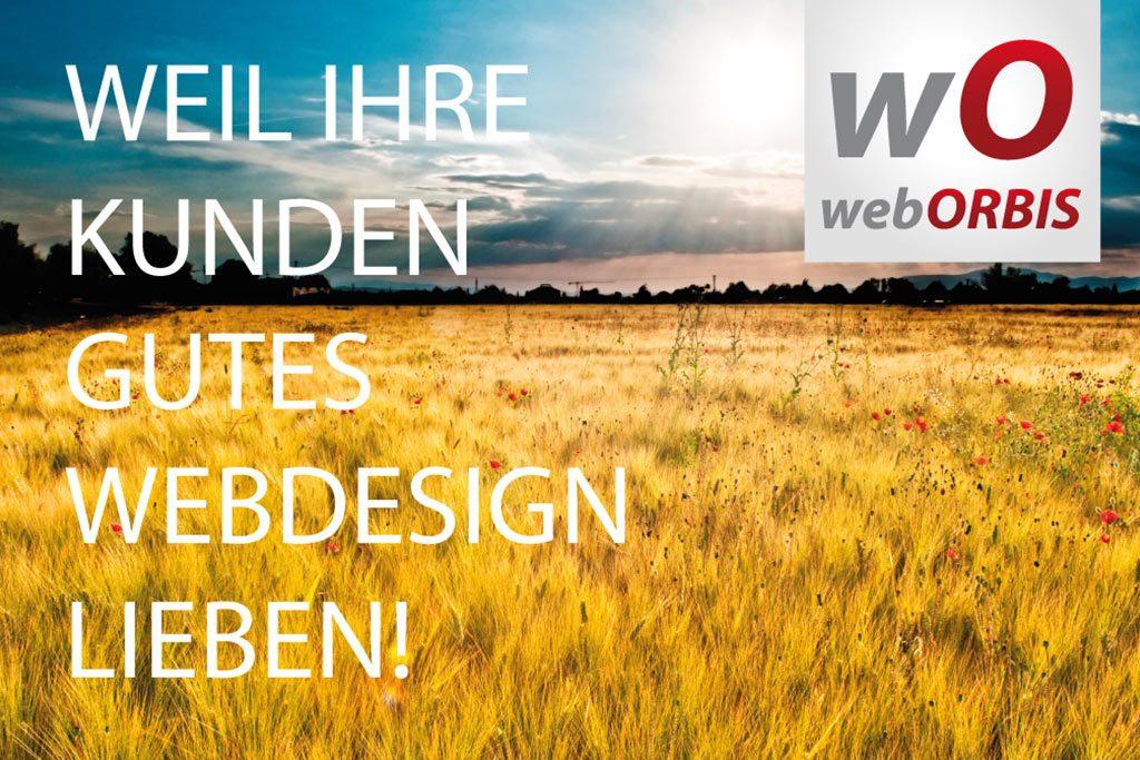 Webdesign Nürnberg | WebORBIS Gratuliert Zur Neuen Webseite!