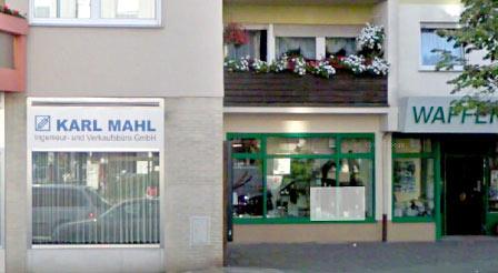 Handelsvertretung Nürnberg, KARL MAHL Ingenieur- und Verkaufsbüro GmbH, Karl-Mahl-Google