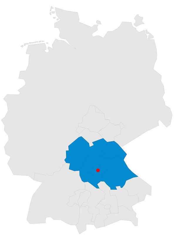 Vertriebsgebiet Pollmann