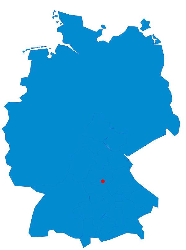 Vertriebsgebiet Karl Mahl, Panasonic und Schneider Electric